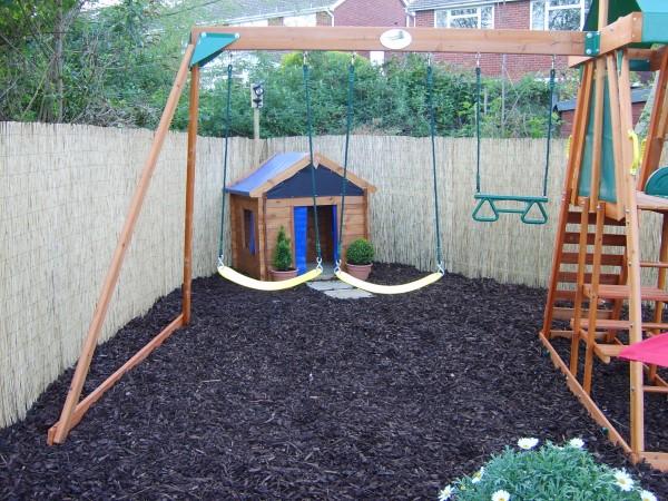 Garden Ideas Bark 1