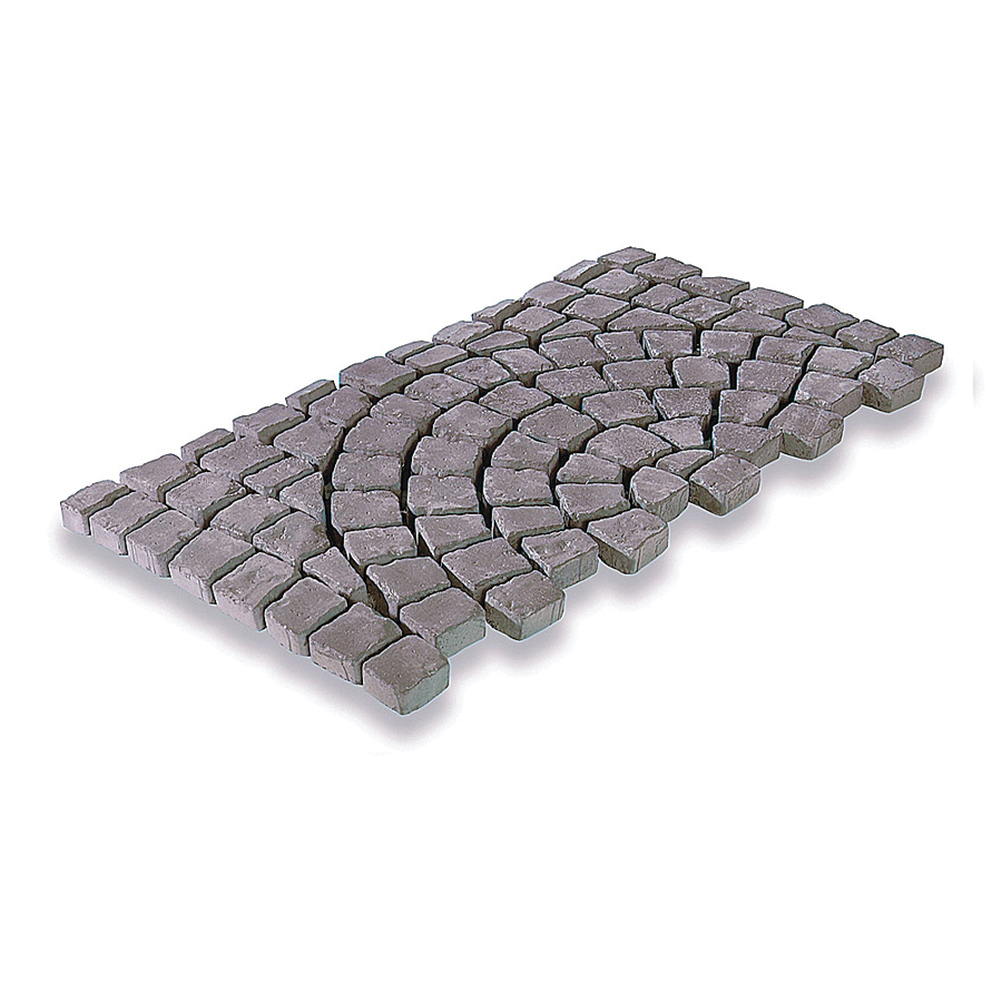 Carpet stone Cobble Charcoal Circle